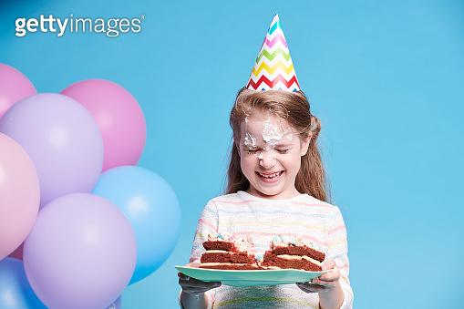 Birthday laugh