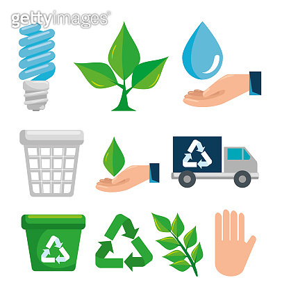 set ecology conservation to environment protection