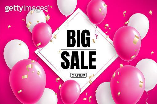 Special offer Big Sale banner template vector design