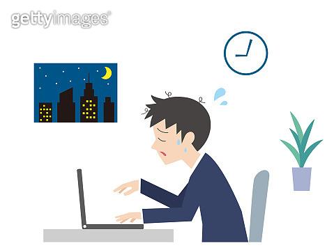 Desk worker1