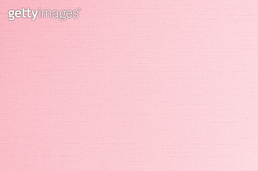 Cotton silk fabric texture pattern background in light pale sweet pink rose color