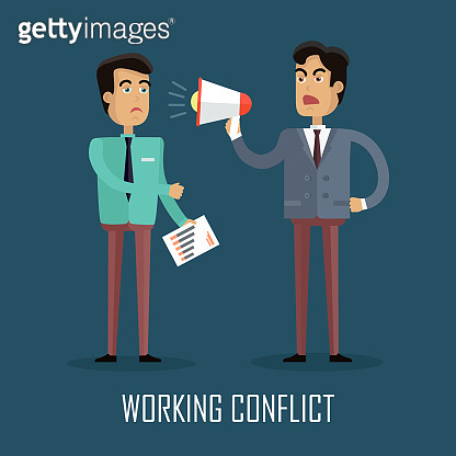 Working Conflict Concept