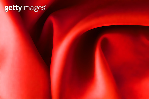 Silk material background