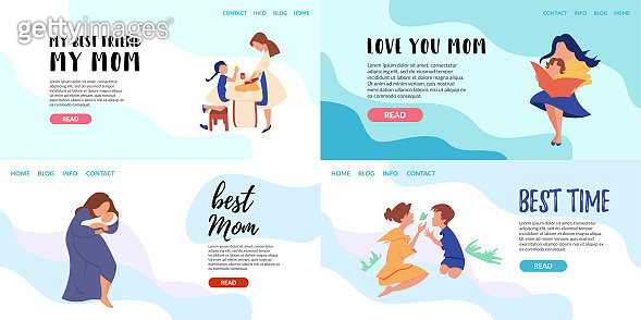 Vector Flat Banner online training courses