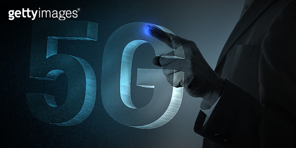 Image of 5g network wireless systems