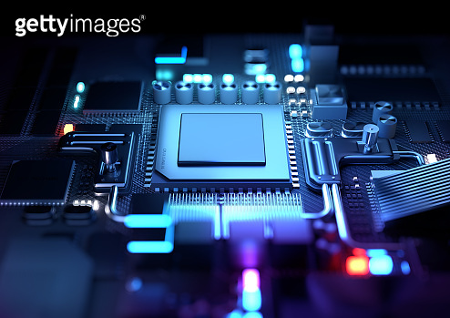 CPU and Processors AI Technology