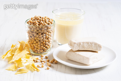 Soybeans and soy products