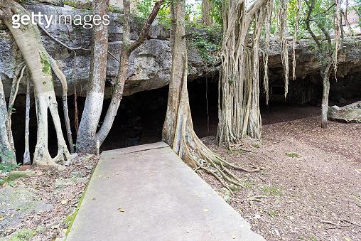 The Xkeken Cenote Also called Dzitnup