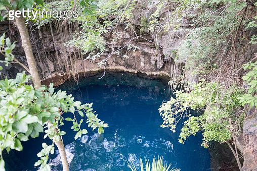 The Cenote Yaluzil (Yaaludzil)