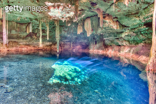 The Cenote Kankirixche