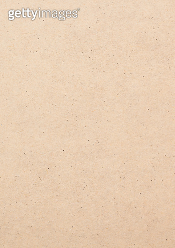 Brown paper sheet. Paper texture background