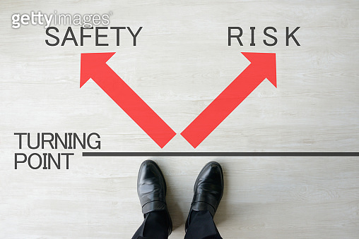 Business concepts, safety or risk