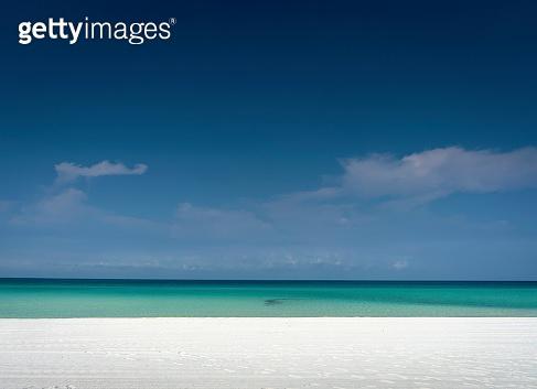 empty beach in tropical paradise koh rong island near sihanoukville cambodia