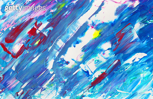 Hand drawn acrylic painting. Abstract art background. palette knife. Fragment of artwork. Brushstrokes of paint. Modern art. Contemporary art. painting vector illustration.