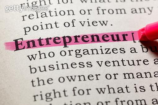 definition of entrepreneur