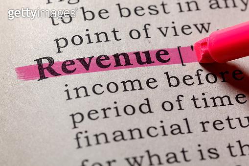 definition of revenue