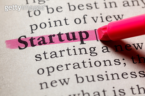 definition of startup