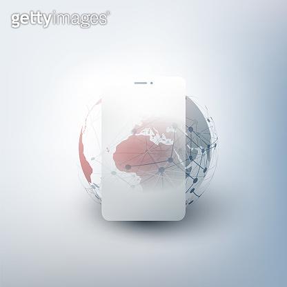 Global Mobile Network Communication Concept