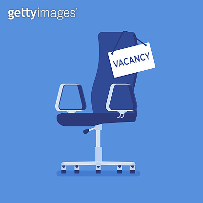Vacancy chair sign in for job applicants