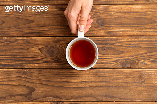 Cup of morning tea