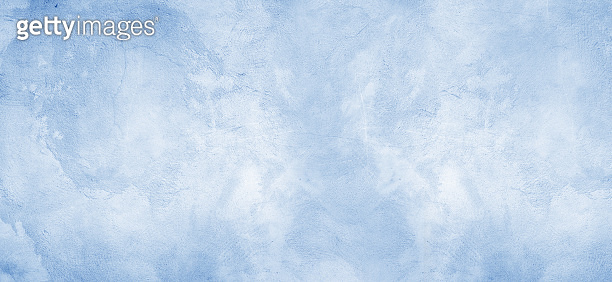 Blue concrete background texture wallpaper