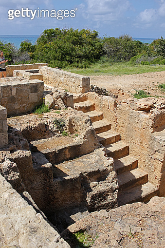 Ancient walls of Cyprus