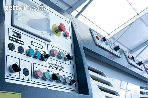 Robotic Control Panel