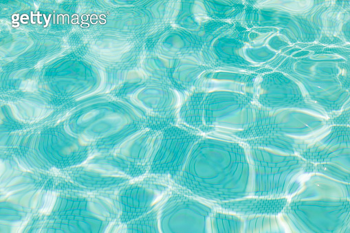 Swimming Pool Water Surface Background