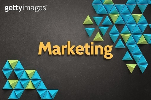 Making things move!, Marketing