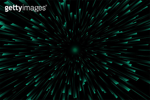 hyper speed. vector design. abstract modern background. warp drive. futuristic space tunnel for travel at the speed of light. time travelerspace concept. stars blur