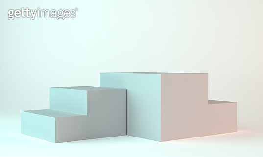 Cube Pedestal For Display