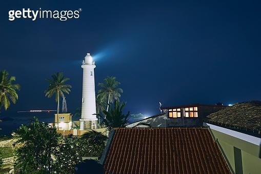 Lighthouse in Sri Lanka