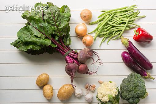 Vegetables still life