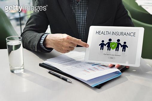 Family Insurance Reimbursement Protection Concept
