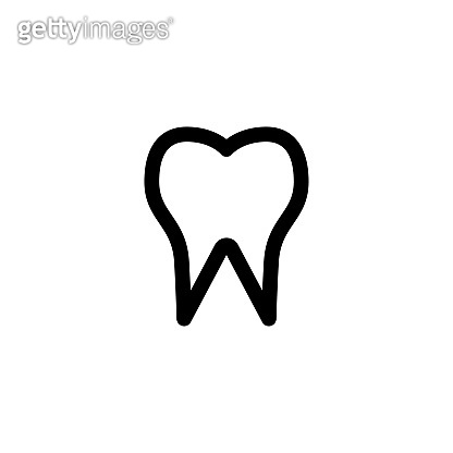 tooth dental icon vector illustration