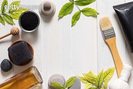 Activated charcoal product
