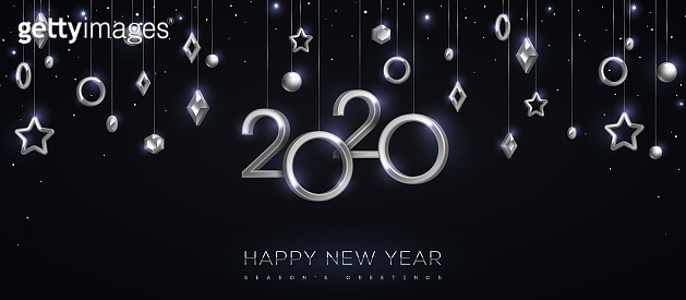 2020 New year silver numbers