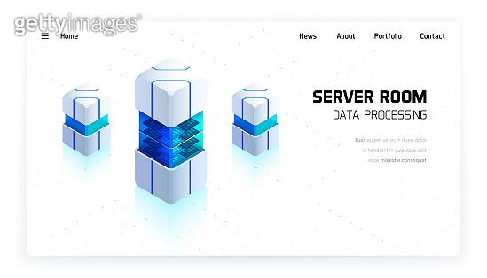 Server room hardware