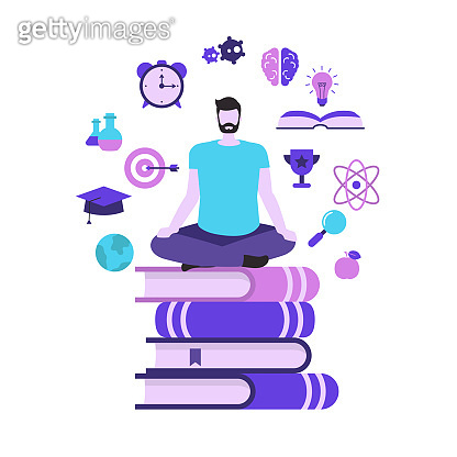Study and education concept