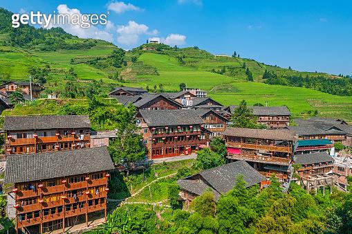 Ping An Village, Guangxi, China
