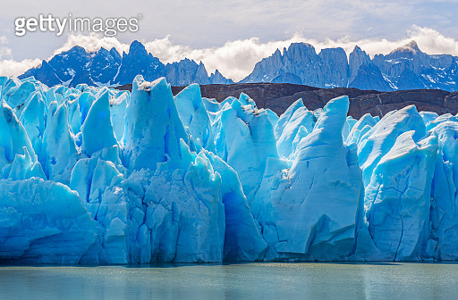Grey Glacier, Patagonia, Chile
