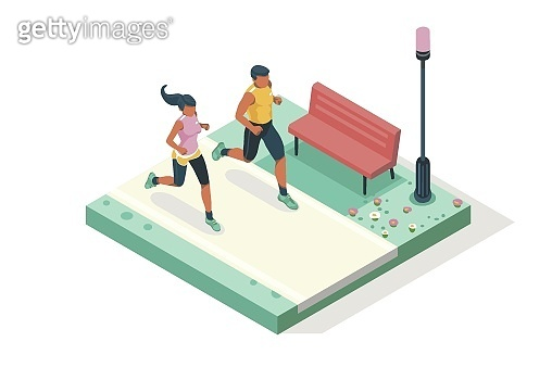 Marathon Race Event