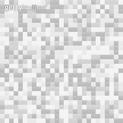 Vector background made of grey squares tiles.
