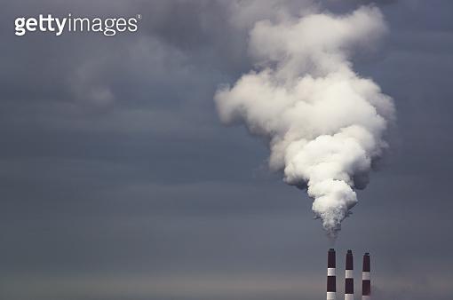 Smoke Stack Plume
