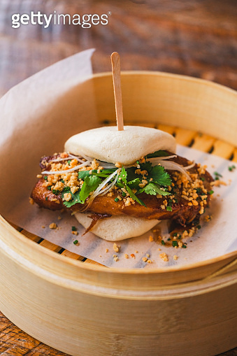 Pork Belly Bao Bun