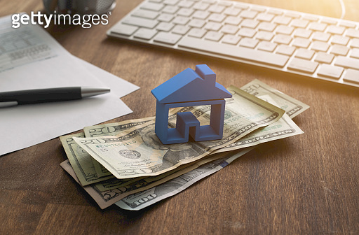 Home Finance Mortgage and Taxes Deduction