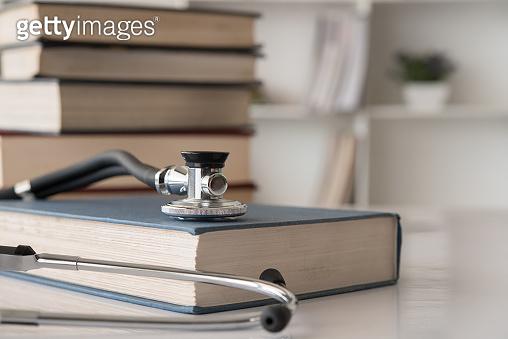 medical textbook