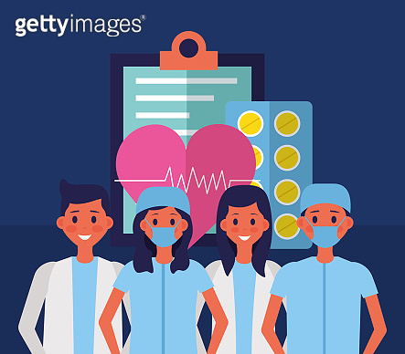 medical people staff