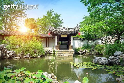 Suzhou Garden, China