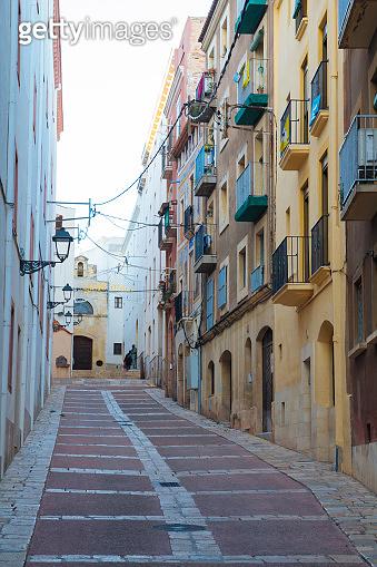 Historical old city of Tarragona